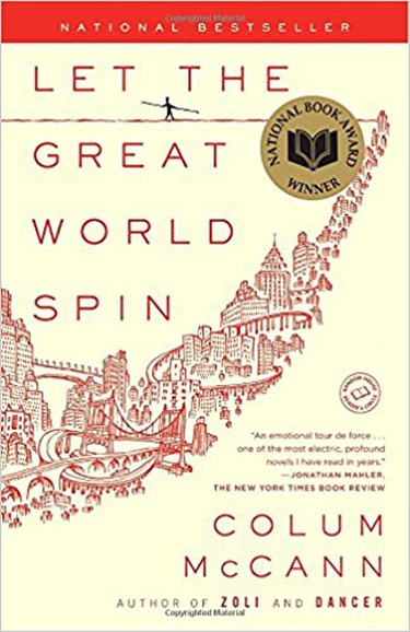 Let the Great World Spin | © Random House