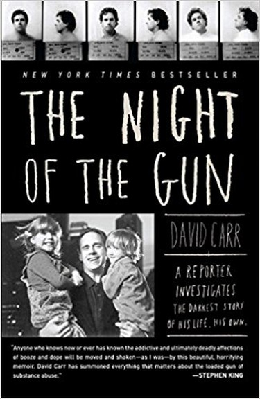 The Night of the Gun | © Simon and Schuster