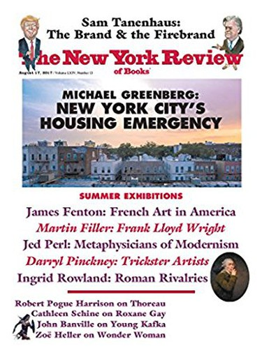 The New York Review of Books   © NYREV, Inc.