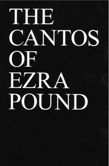 The Cantos of Ezra Pound | Courtesy of New Directions