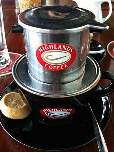 Highlands Coffee   © Dragfyre/WikiCommons