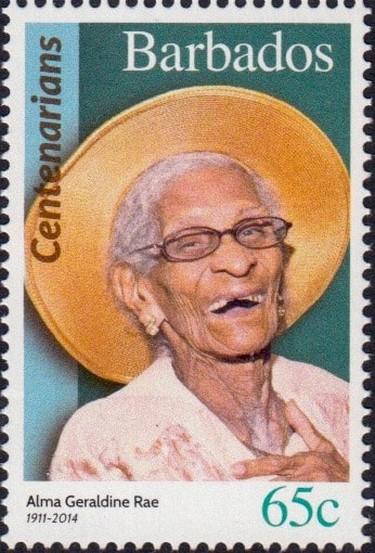 Barbados 3 - Alma Geraldine Rae