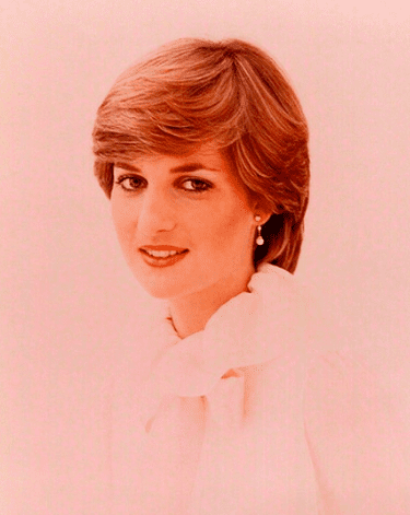 Portrait of Lady Diana Spencer | © The Coincidental Danny / Flickr