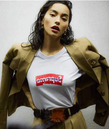 Adrianne Ho for Cosmopolitan China