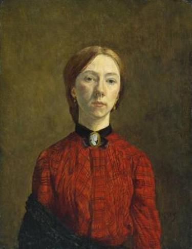 Gwen John - Self Portrait (1902)