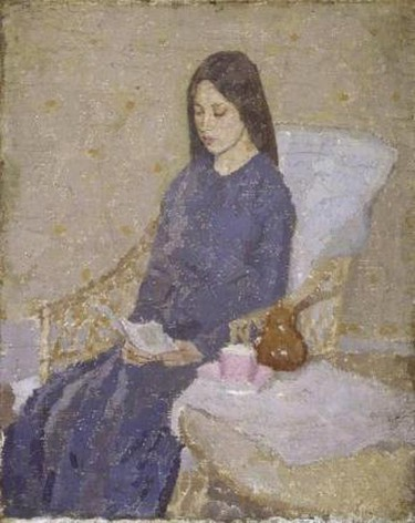 Gwen John, The Convalescent