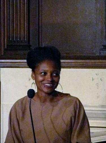 Tracy K Smith   © Slowking4/Wikicommons