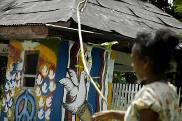 East Timor Street Art