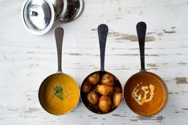 Atul Kochhar Food