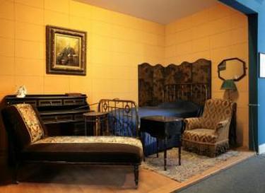 Musée Carnavalet - Marcel Proust's Bedroom