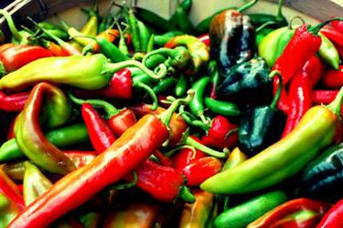 Chillis © cobblucas/Flickr