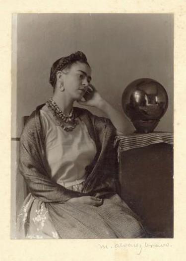 © Manuel Alvarez Bravo, Frida Kahlo, Coyoacán, circa 1938 Vicente Wolf Photography Collection