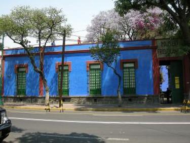 Frida's house. einalem/Flickr