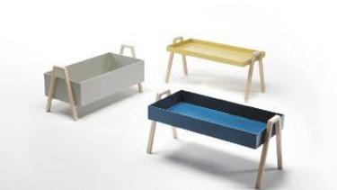 Nathan Yong Stacking tables | © Nathan Yong Design