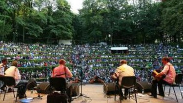 Brosella Folk and Jazz Festival
