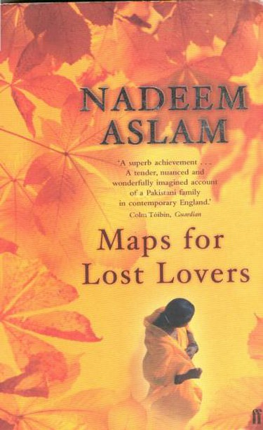 Nadeem Aslam, maps for lost lovers
