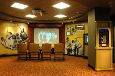 John H. Baker Film Collection Exhibit