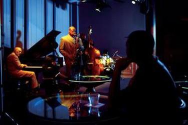 Blue Room Jazz Club