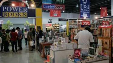 Manila International Book Fair – 11-15 September