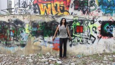 Solitude, videoclip still, 2011