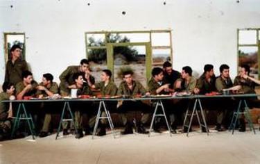 The Last Supper, Adi Nes