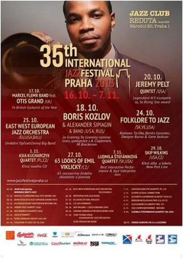 35th International Jazz Festival Praha
