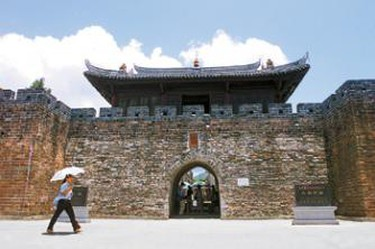 Dapeng Fortress, Hong Kong
