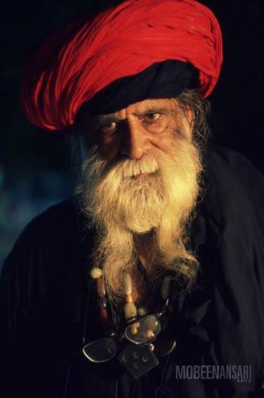Ainak wala malang, Mian Mir Shrine, Pakistan, Mobeen Ansari