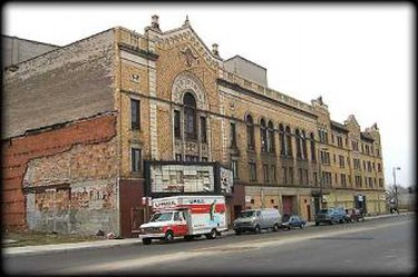 The Old Eastown Theatre, Detroit