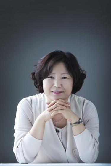 Sun-mi Hwang | Courtesy London Book Fair