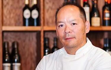 Chef Jeff Osaka