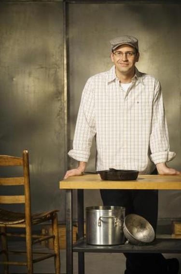 Chef Bernie Kantak