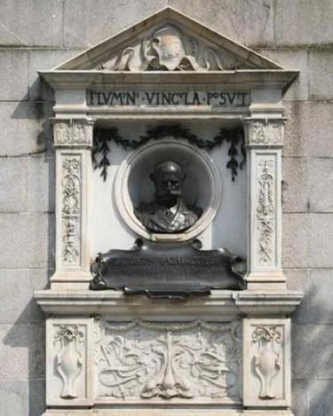 sir joseph bazalgette memorial