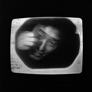 Nam June Paik, Kessler TV/WDR, Cologne, 1977 | © Friedrich Rosenstiel, Cologne