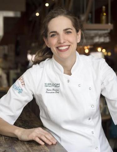 Executive Chef Katie Button © Evan Sung