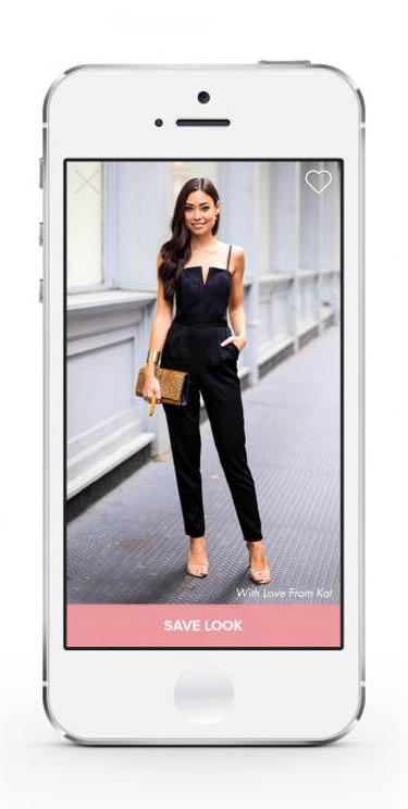 """Stylitics' app | Courtesy Stylitics"