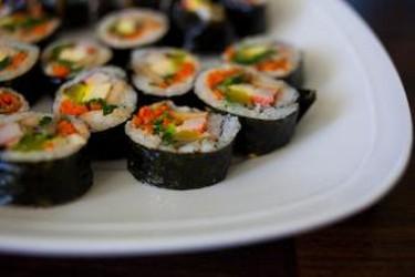 Kimbap © Sodanie Chea/Flickr
