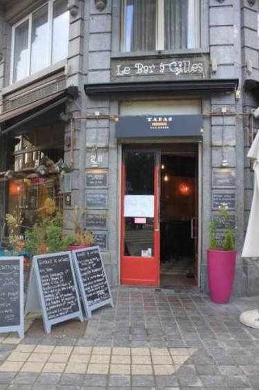 Le Bar à Gilles  | © Chrysanthi Vazitari