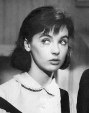 Millie Perkins in The Diary of Anne Frank | © Jbarta/WikiCommons
