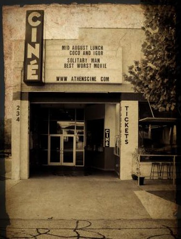 Cine in Athens, GA