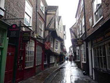 The Shambles | © Jeremy Bolwell /geograph.co.uk