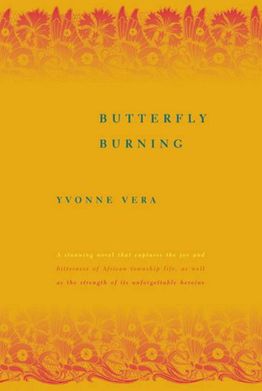 Butterfly burning © Farrar, Straus and Giroux