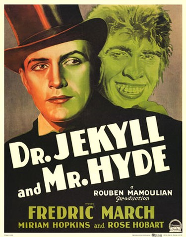Dr. Jekyll and Mr. Hide (1931) | © WikiCommons