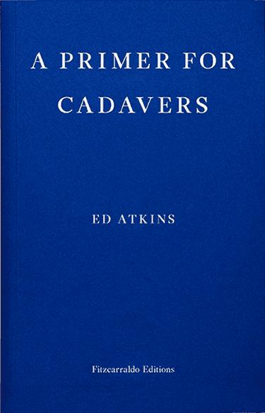 Cover courtesy of Fitzcarraldo Editions.