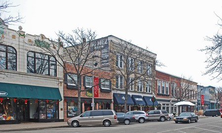Holland Downtown Historic District Mi Andrew Jameson Wikicommons