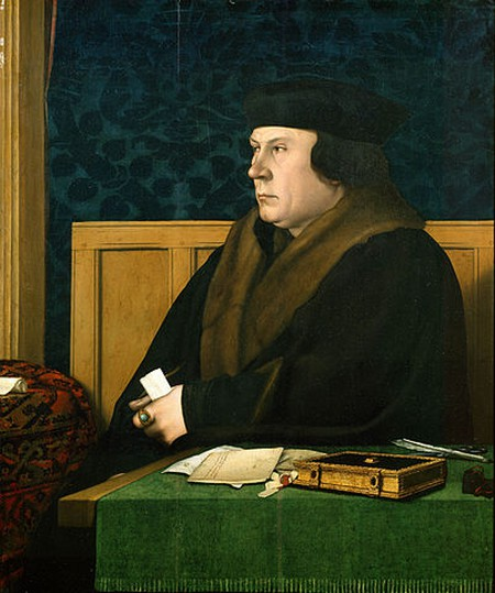Portrait of Thomas Cromwell | © The Frick Collection/Wikicommons