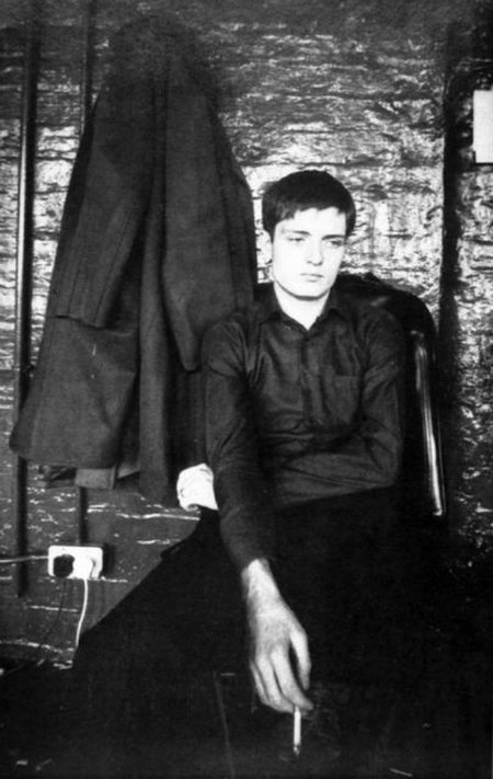 Ian Curtis |© Remko Hoving / Flickr