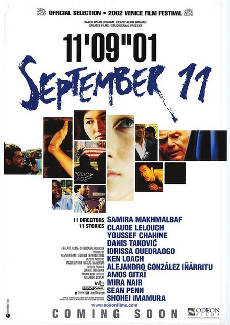 Official Poster, September 11 (2002)   © Douban