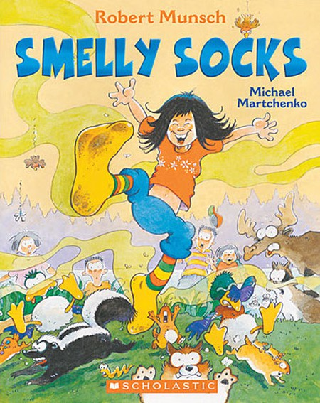 Smelly Socks | © Scholastic