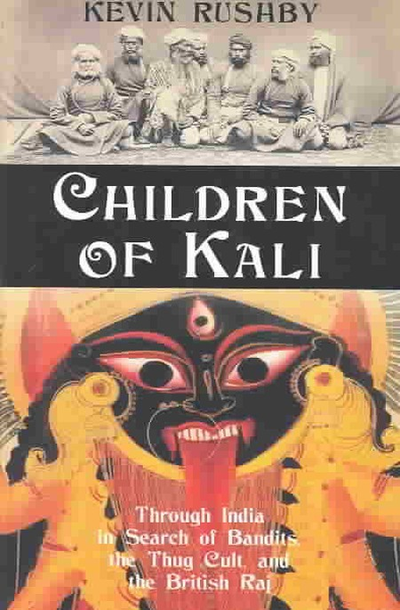 Children of Kali © Constable & Robinson Ltd